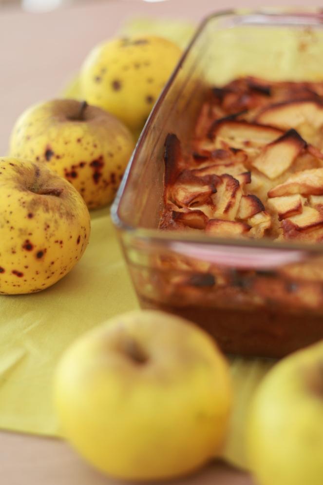Cake aux pommes3 C&P