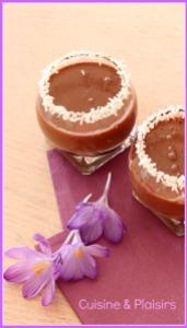 Crèmes chocolat végétales