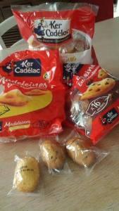 Madeleines Ker Cadélac