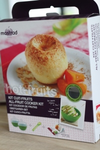 Kit cuit fruits Mastrad