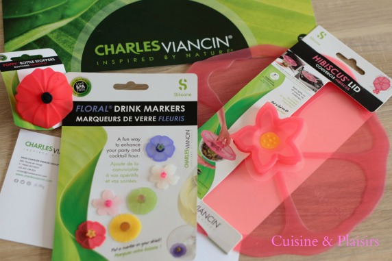 Accessoires Charles Viancin