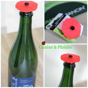 Bouchon de bouteille Charles Viancin