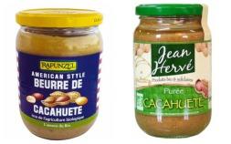 Beurres de cacahuètes Jean Hervé - Rapunzel