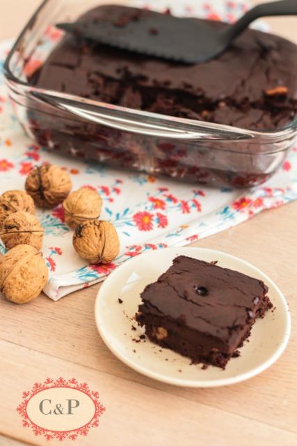brownie aux noix à ig bas