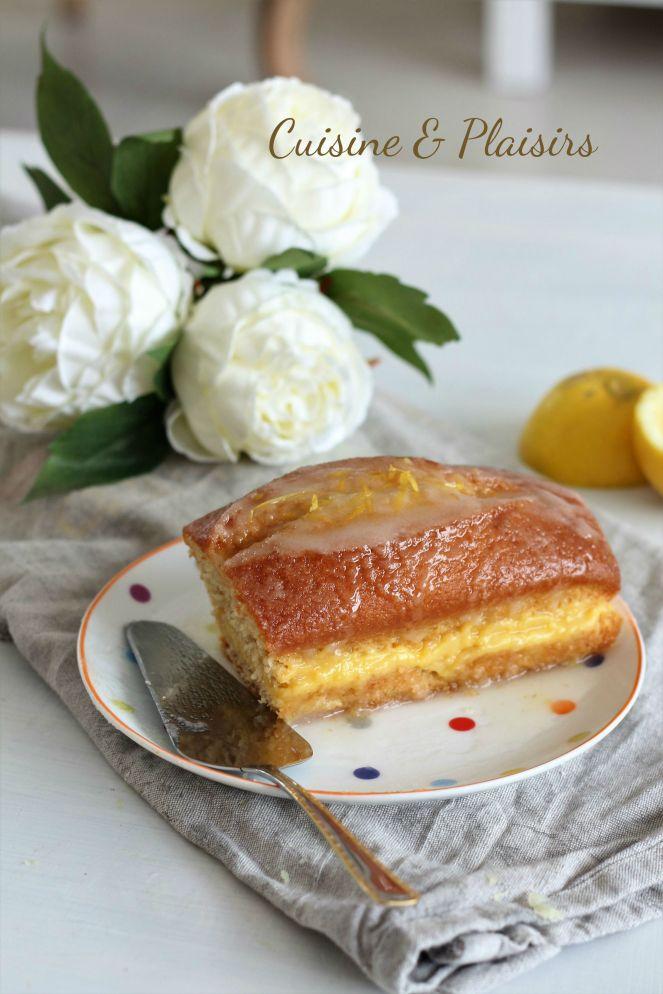 Lemon Cake – Cake citronné #concoursKerCadélac