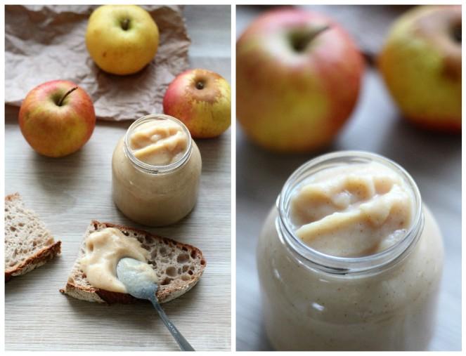 Beurre de pommes (vegan)